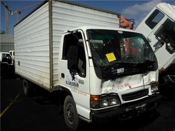 National Truck Spares - Isuzu NPR200 4HF1 Engine Now Wrecking