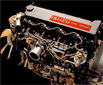 Isuzu 4HG1 Diesel Engine NPR250 NPR300 NPR400 NPS250 NPS300