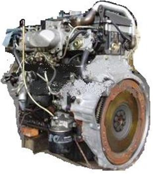 National Truck Spares - Isuzu 4JH1-TC Diesel Engine 4JH1 NKR