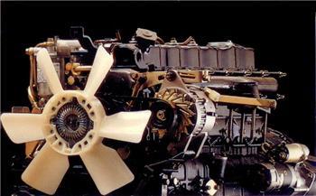 Isuzu 6BD1 Diesel Engine SBR422 JCR360 JCR500 JCS420 SCR480