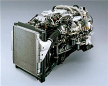 Mitsubishi 6M70 Used Diesel Engine 6M70 T 6M70T 6M701AT2