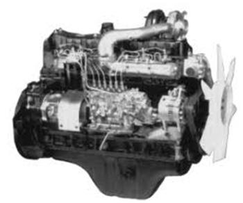 National Truck Spares  Isuzu 6SD1TC Diesel Engine 6SD1 GVD GVR FVR FVD FVM FVZ