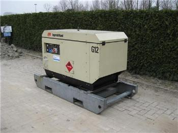 National Truck Spares - Ingersoll Rand G12 Generator