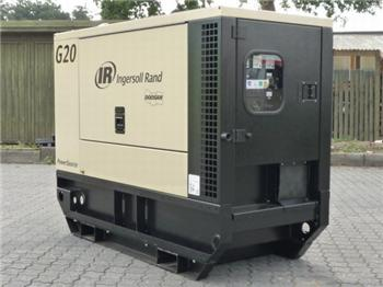National Truck Spares - Ingersoll Rand G20 Generator