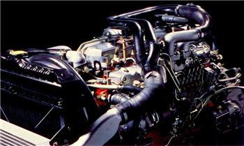 Hino HO6C T Diesel Engine HO6C TE HO6CTE H06CTE H06C TE Used Engine