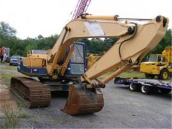 National Truck Spares Kobelco K907b Excavator Mitsubishi