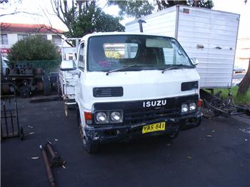 National Truck Spares - Wrecking Isuzu KS32 4BD1 Engine and Parts
