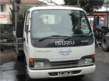 National Truck Spares - Wrecking Isuzu NKR200 NKR 200 NKR77