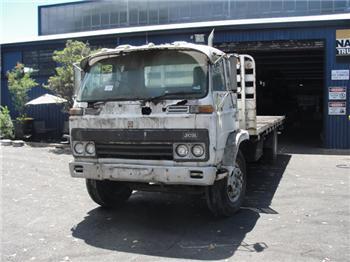 National Truck Spares - Wrecking Isuzu JCR500 6BD1 Engine