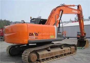 National Truck Spares - Hitachi ZX280LC-3 Excavator Isuzu 4HK1