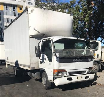 National Truck Spares - Isuzu NQR 450 N1R-70 4HE1-T Engine - Wrecking