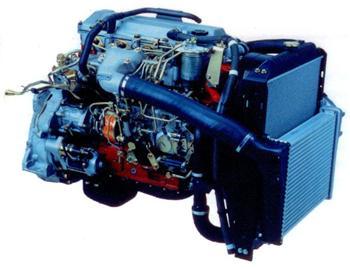 Hino JO5C T Diesel Engine J05CT JO5C TJ JO5CTJ JO5CT Used Engine