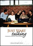 Just Start Talking Course Kit - DVD +5 workbooks