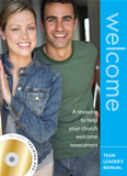 Welcomer's Training Course (Leaders' manual/DVD & 5 team workbooks)