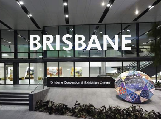 brisbane EXHIBITION CENTRE - UPCOMING EXHIBITIONS & EveNTS
