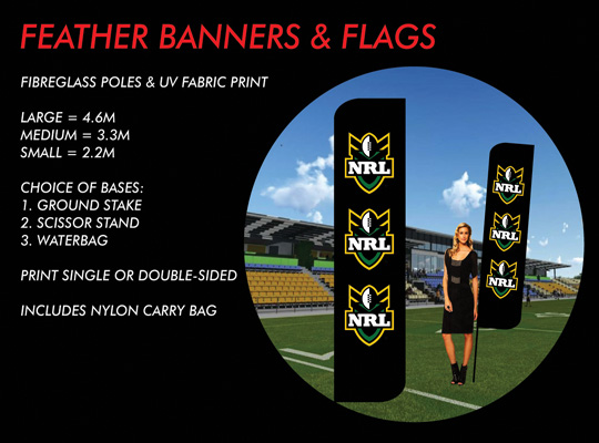 SKYZALIMIT FEATHER BANNERS FEATHER FLAGS