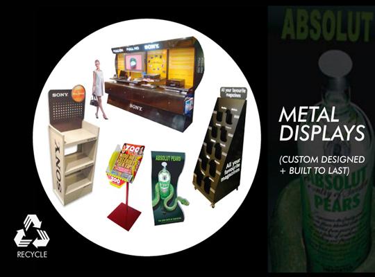 Expo Stands Sydney : Skyzalimit design metal display stands