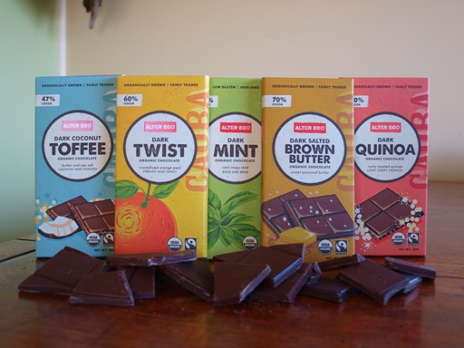 Fairtrade Chocolate Best Seller pack x 5 bars