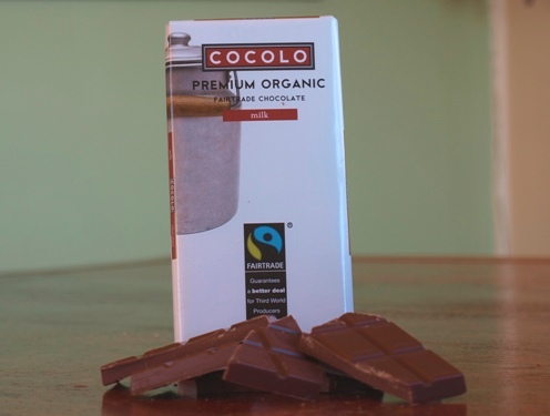 Cocolo Fairtrade Organic Milk Chocolate 100g