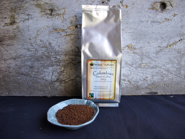 Colombian Fairtrade Instant Coffee 200g