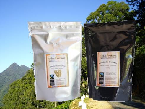 Honduran Organic coffee subscription 250 g of 6 deliveries