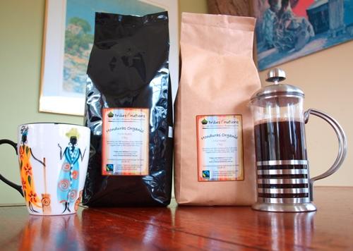 Honduran Organic Fairtrade Coffee 1kg