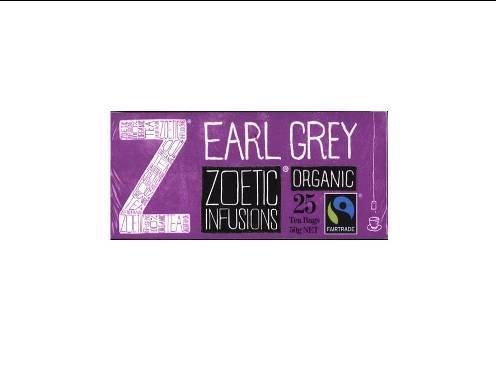Earl Grey Organic  Fairtrade tea