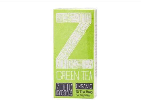 Green Tea Organic & Fairtrade