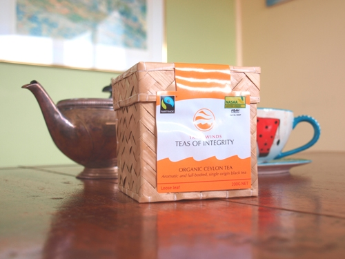 Organic & Fairtrade Loose leaf tea 200g