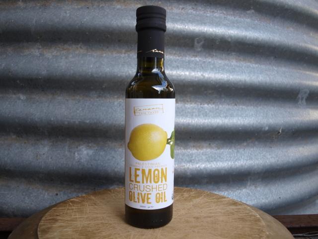 olive oil lemon