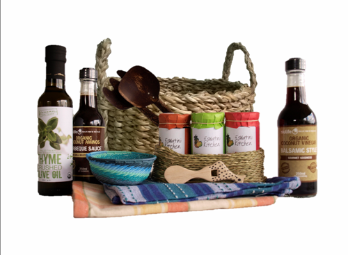 barbecue fair trade hamper