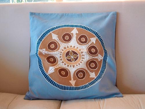 cushion cover makonde