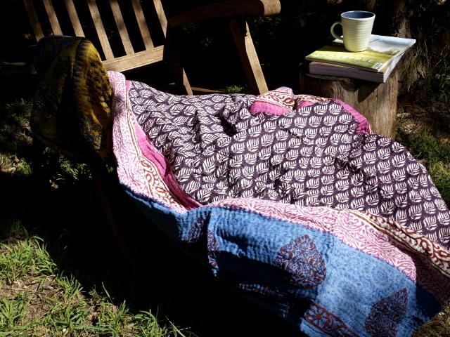 sari blanket berri crush