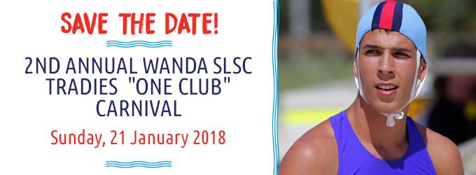 Wanda Tradies One Club Carnival 2018