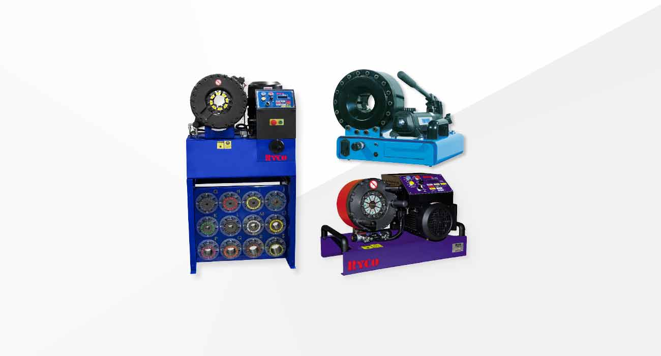 Accessories Crimping Equipment and Cut Off Saws