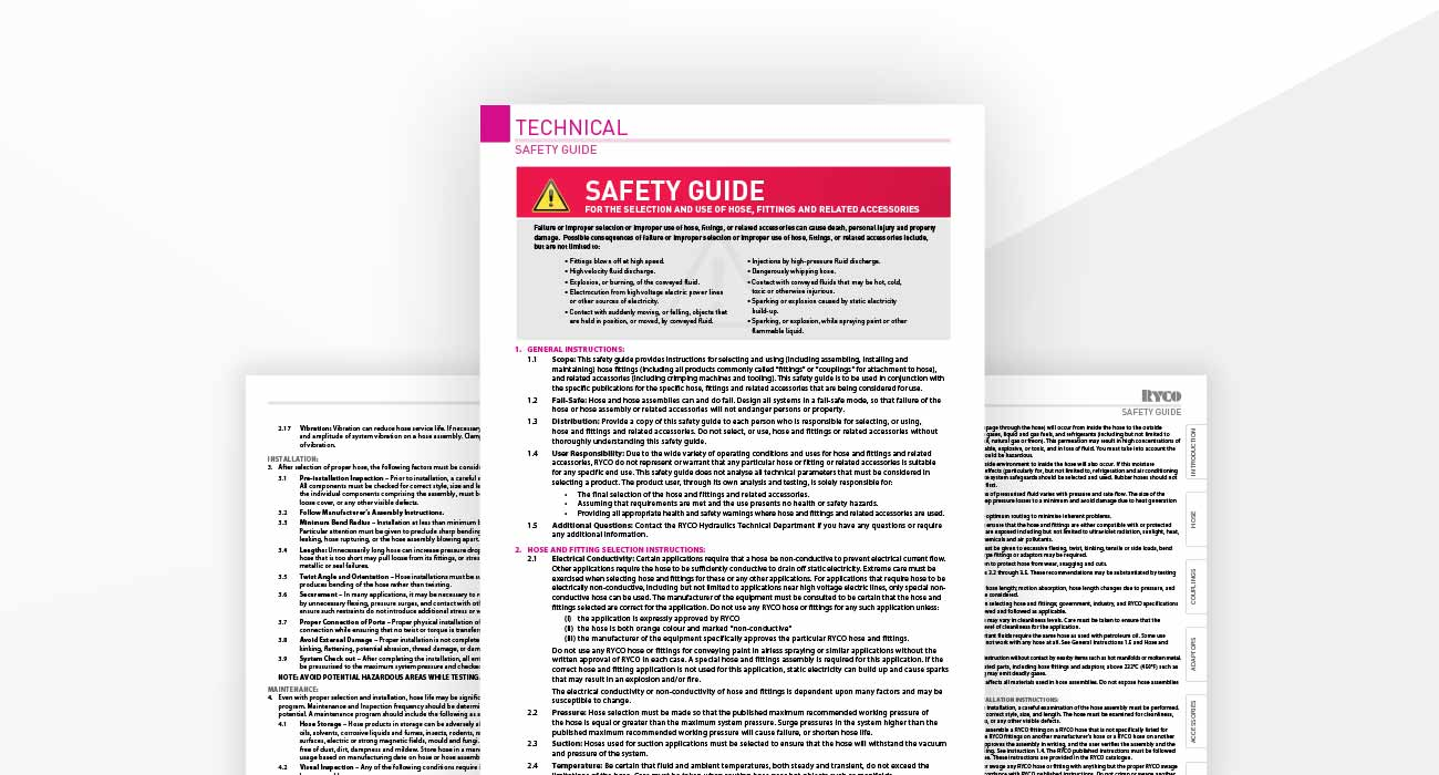 Safety Guide