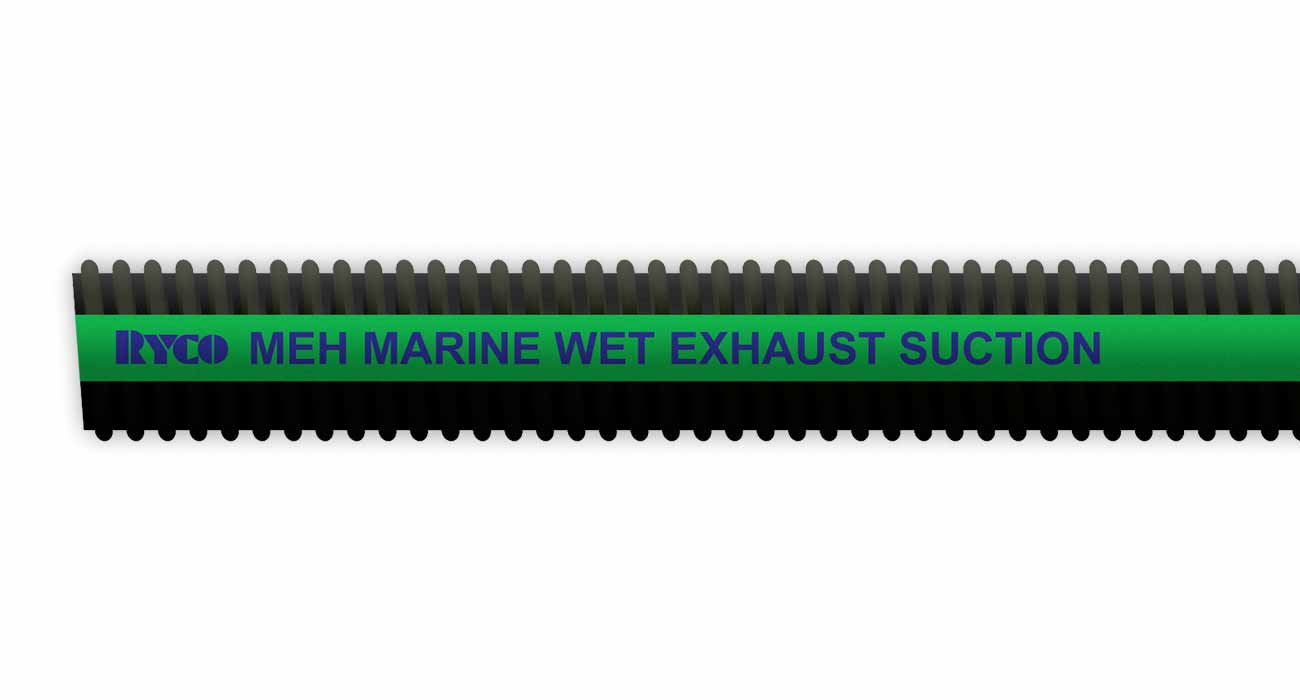 MEH Air Water Marine Wet Exhaust Suction and Delivery Industrial Hose