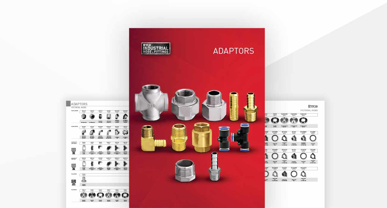 Industrial Adaptors Product Technical Manual Section