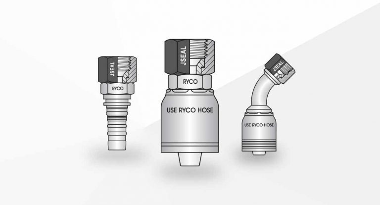 RYCO JSEAL™ - The New Standard in JIC Fittings