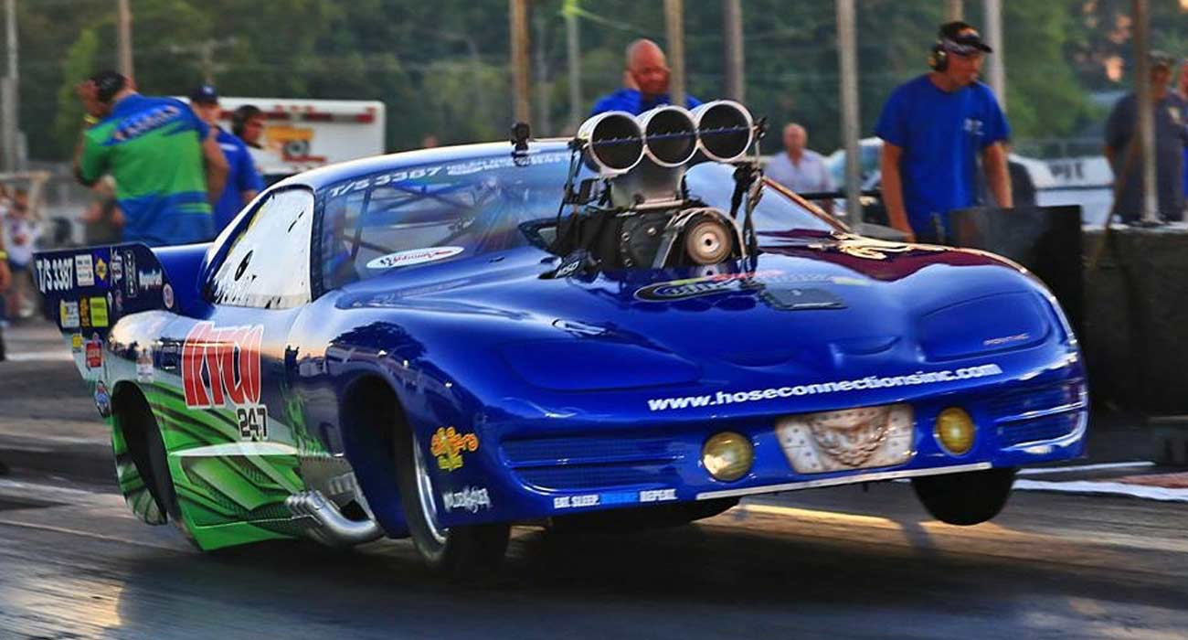 RYCO 24•7 BBJ Drag Car - Ryan Hill