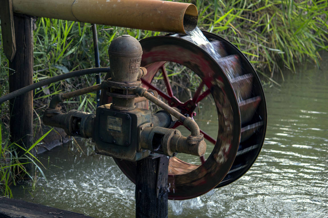 Hydraulics Introduction Water Wheel Movement