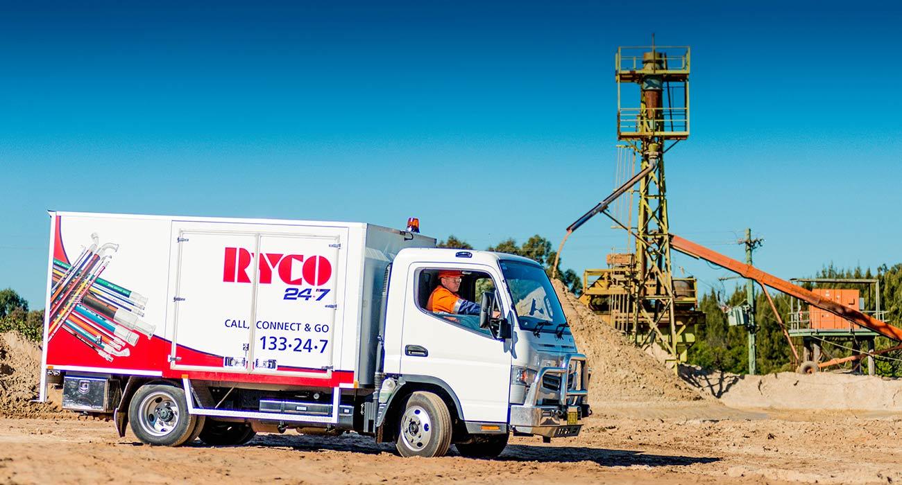 RYCO 24•7 AU Truck