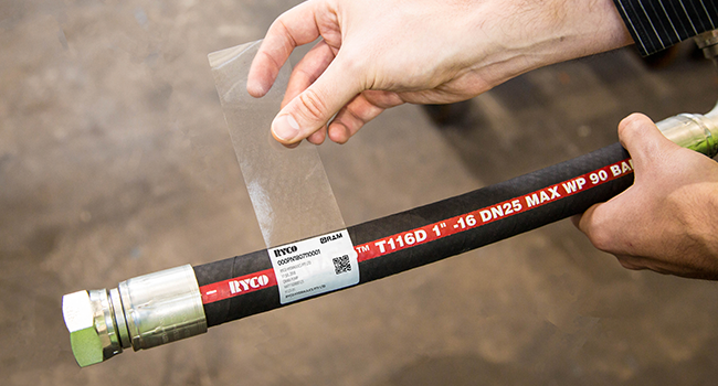 RYCO 247 Hose Tagging and Identification