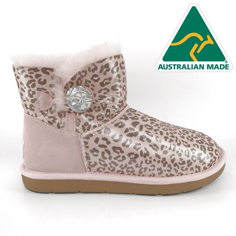36903-Mubo-UGG-Women-039-s-Boots-LEOPARD-