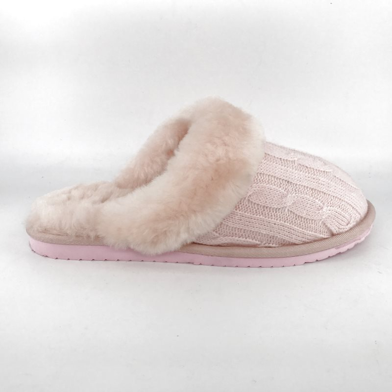36905-Mubo-UGG-Women-039-s-Scuff-Slippers-PINK-Colour
