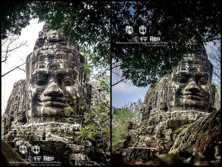 Angkor Thom North Gate
