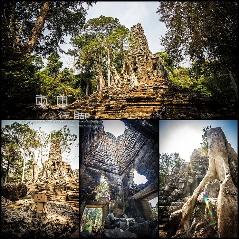 Preah Palilay 吴哥 普拉帕利雷寺
