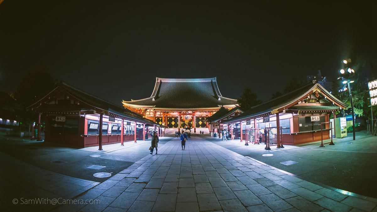 东京 浅草寺