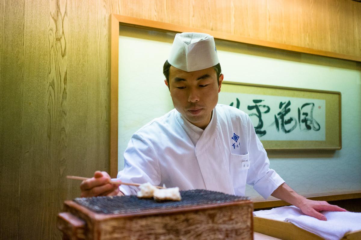 Roan Kikunoi (Kiyamachi)
