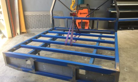 Shannons Engineering Custom Ute Tray And Canopy Specialists